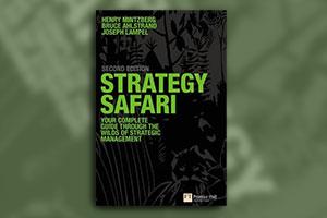 کتاب جنگل استراتژی - هنری مینتزبرگ