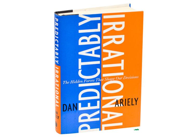 کتاب نابخردی های پیش بینی پذیر - نوشته دن اریلی درباره اقتصاد رفتاری