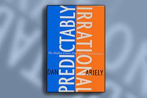 کتاب نابخردی های پیش بینی پذیر - نوشته دن اریلی