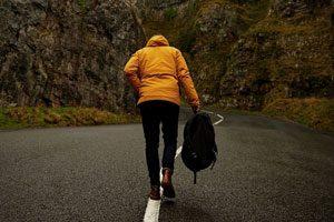کتاب در ستایش راه رفتن و پیاده روی