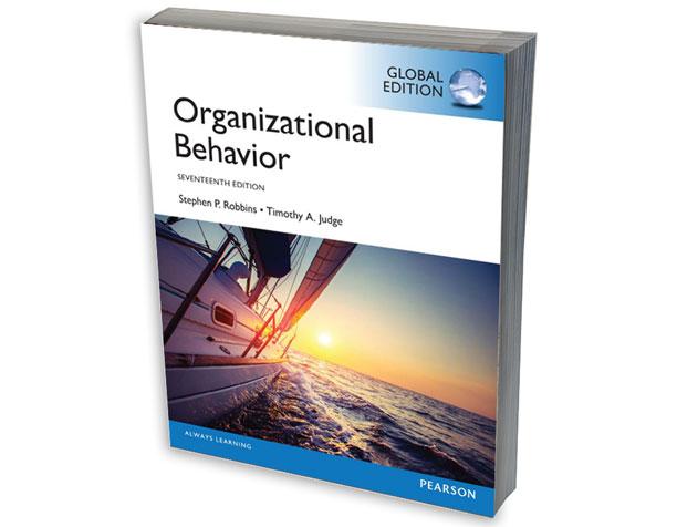 کتاب مدیریت رفتار سازمانی رابینز