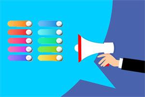 چارچوب های مختلف قابل استفاده برای تنظیم متن سخنرانی