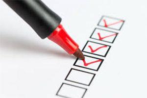 نوشتن فهرست انجام کارهای روزانه