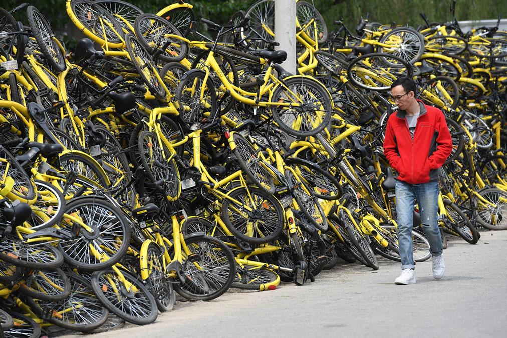 اشتراک دوچرخه ها