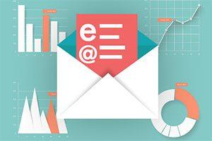 تجزیه و تحلیل نتایج ارسال ایمیل در بازاریابی ایمیلی