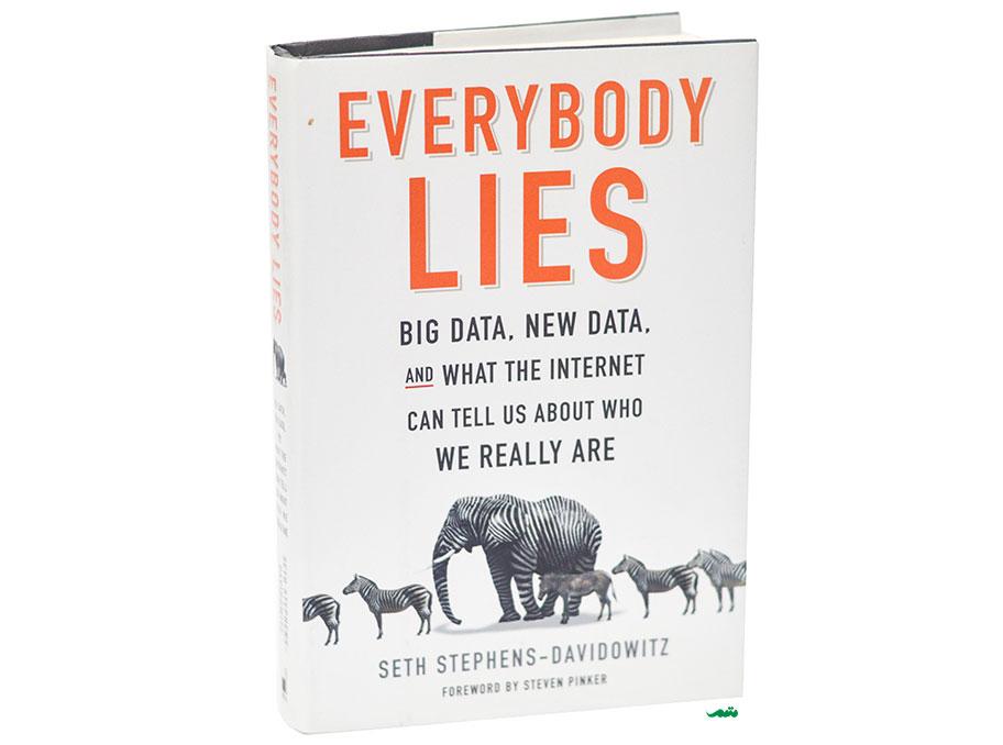 کتاب همه دروغ می گویند | ست استیونز دیویدویتس