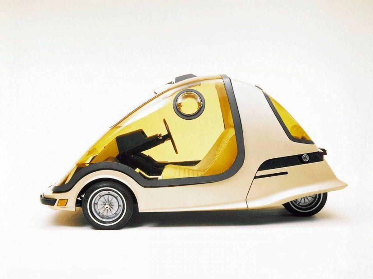 خودرو مفهومی تویوتا