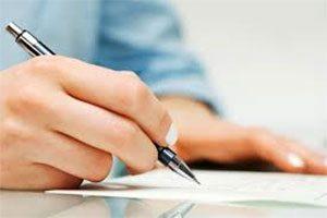 روش نوشتن نامه اداری