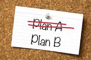 نقش Plan B در برنامه ریزی