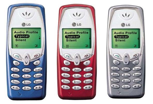 توقف تولید گوشی موبایل ال جی