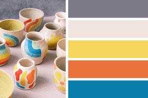 انتخاب ترکیب رنگ