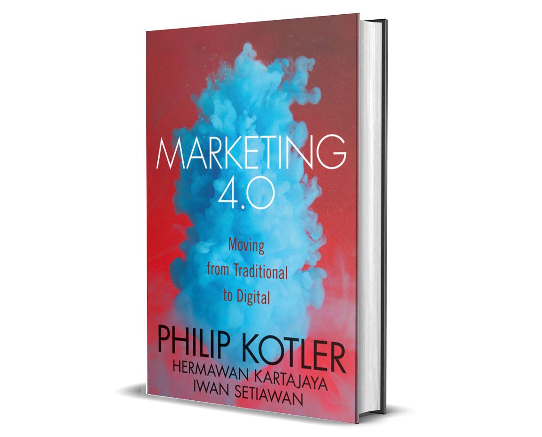 کتاب نسل چهارم بازاریابی کاتلر